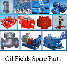 Oil Fields Spare Parts